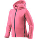 Houdini Kids Power Houdi Jacket pressure pink